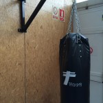 Saco de Kick Boxing