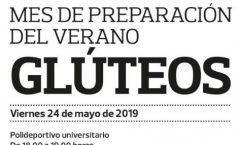 24 MAYO: FORTALECIMIENTO DE GLÚTEOS EN LOS 'VIERNES ACTIVOS'
