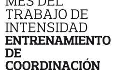 """29 NOV: ENTRENAMIENTO DE COORDINACIÓN EN LOS """"VIERNES ACTIVOS"""""""