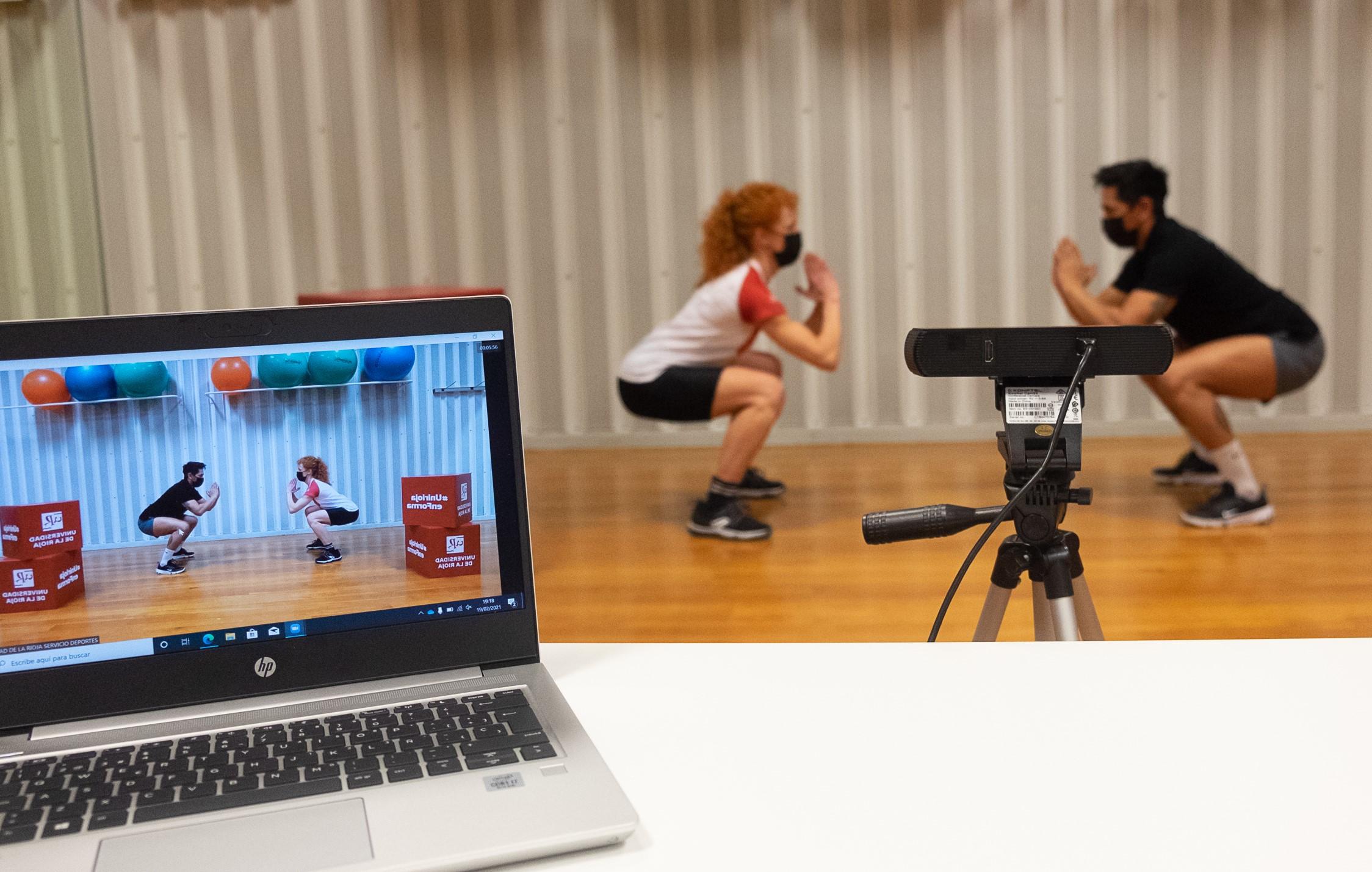 [NUEVO] Programa de actividad física para el personal de la UR