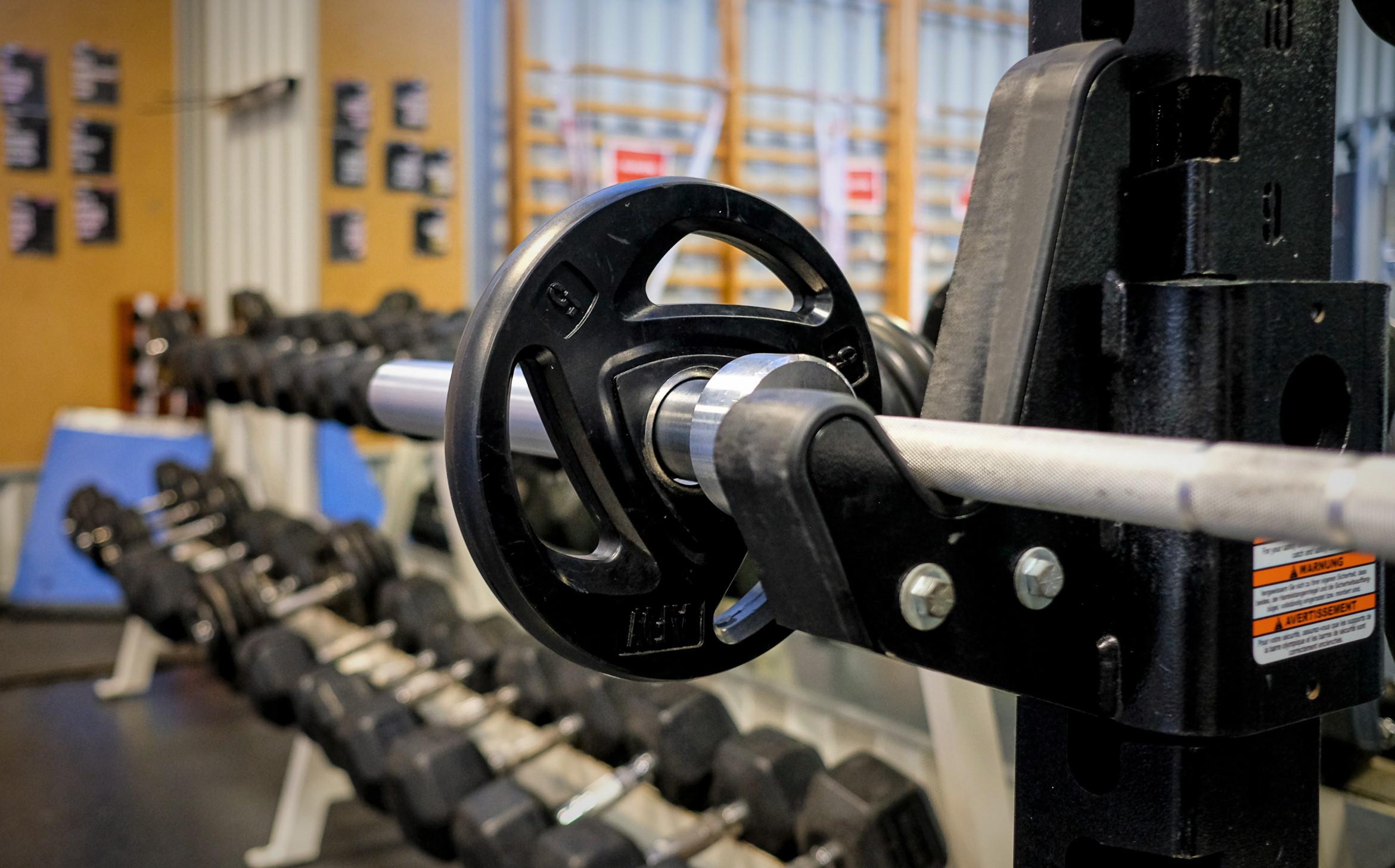Abril y mayo: Ponte en forma en las salas Fitness y Cardio