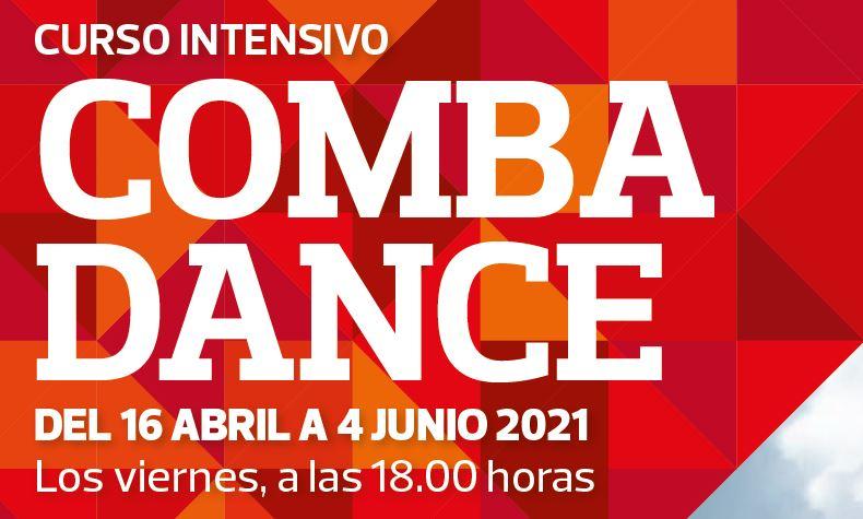 16 abril a 4 junio: Comba Dance los viernes a las 18.00 horas