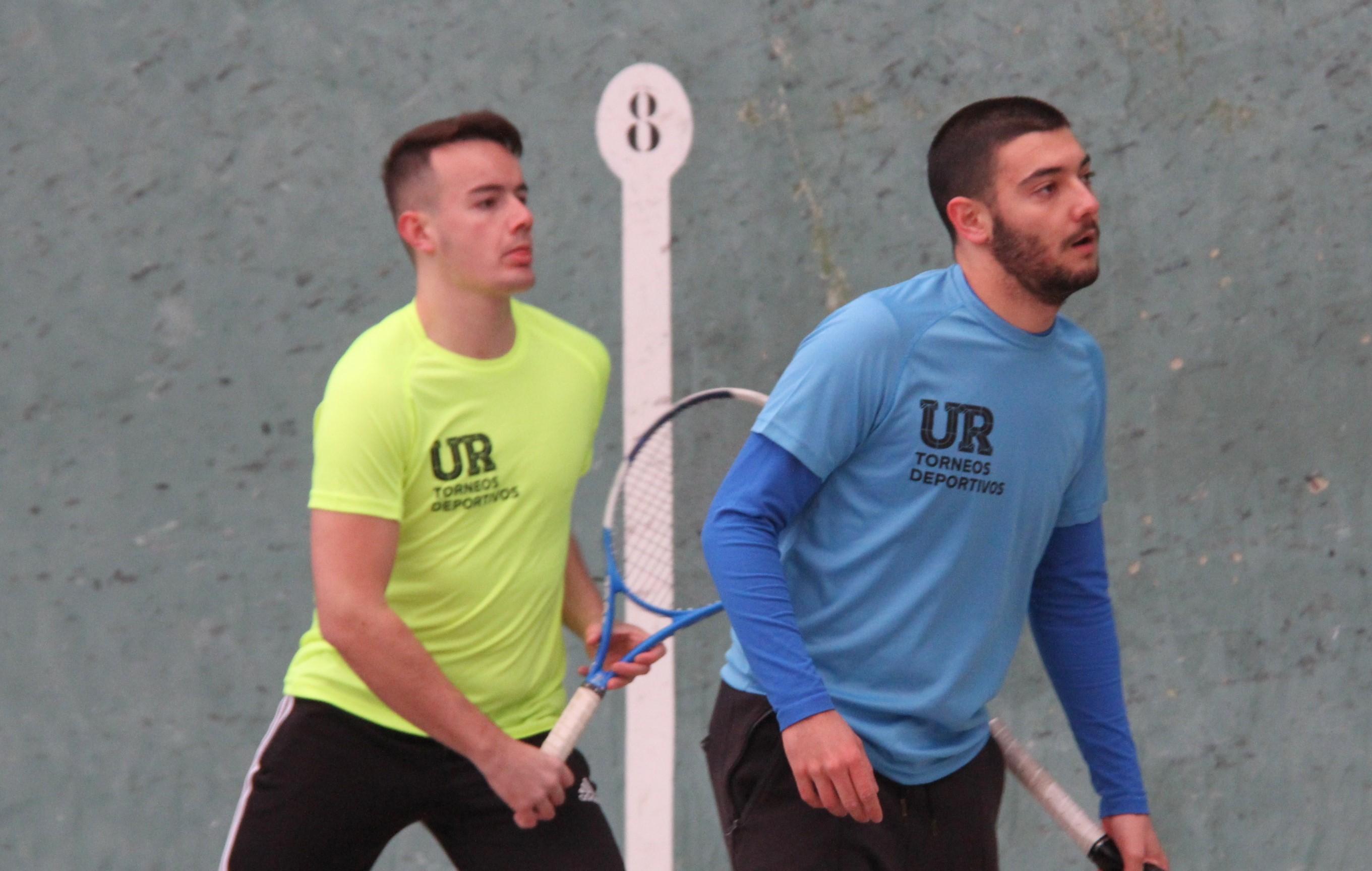3 a 6 mayo: Torneo UR de Primavera de Frontenis