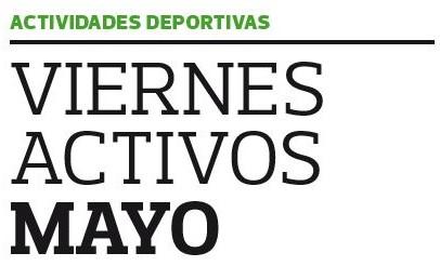 28 mayo | Sesión dedicada al glúteo para cerrar los Viernes Activos