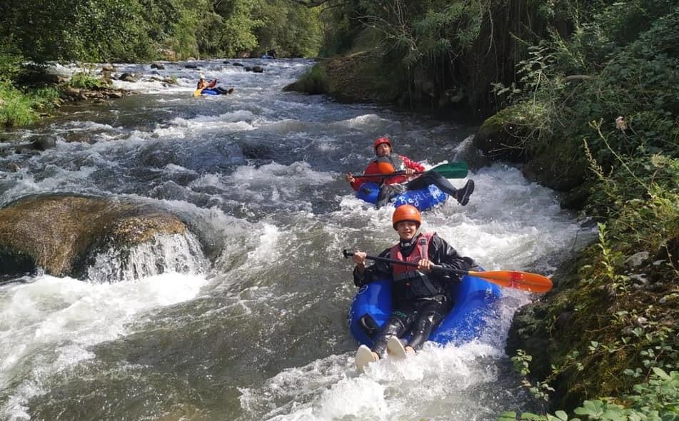 16 julio   ¡Novedad! River Tubing en el río Iregua