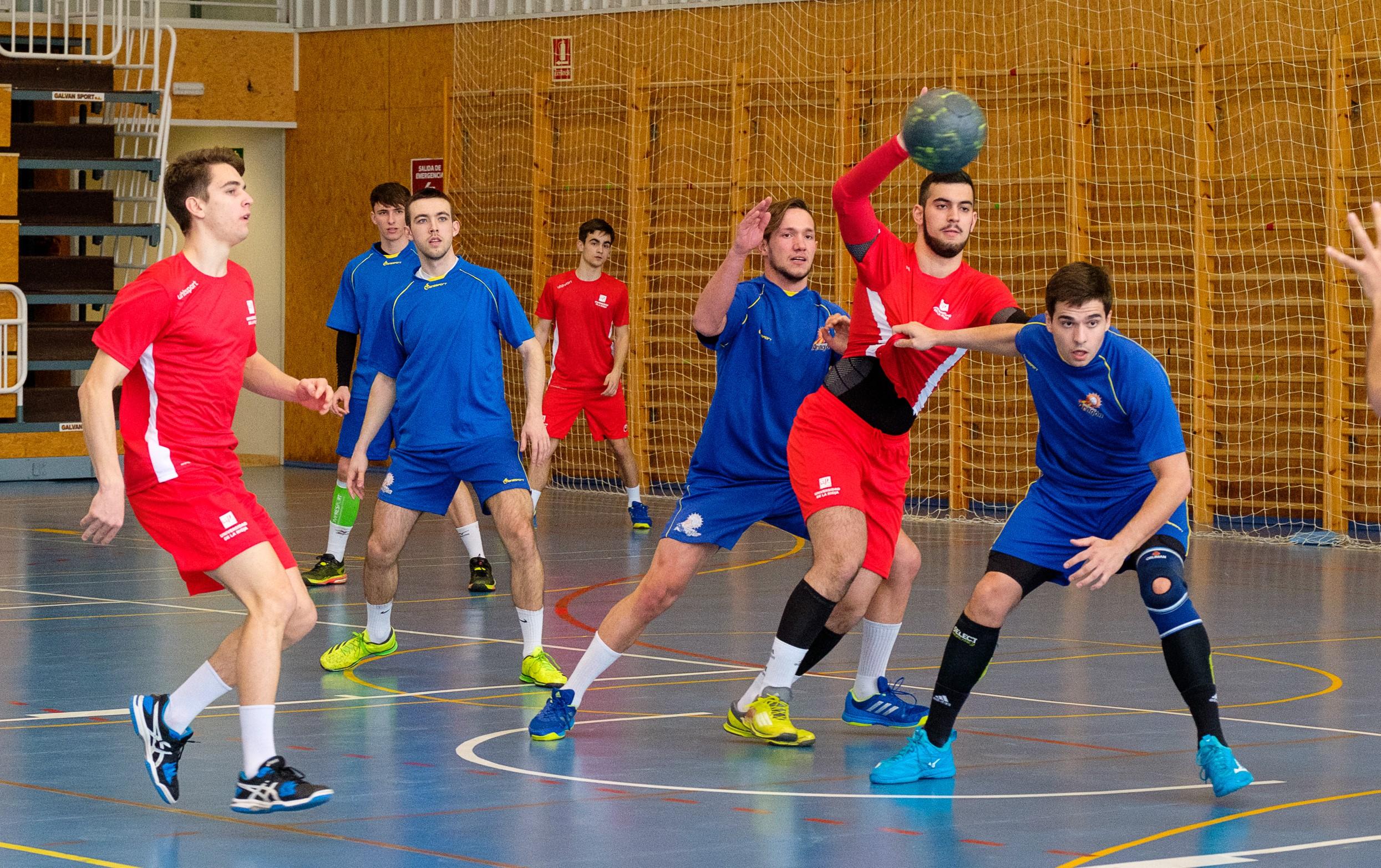 4 octubre | Arrancan las Escuelas Deportivas UR. ¡Inscríbete!