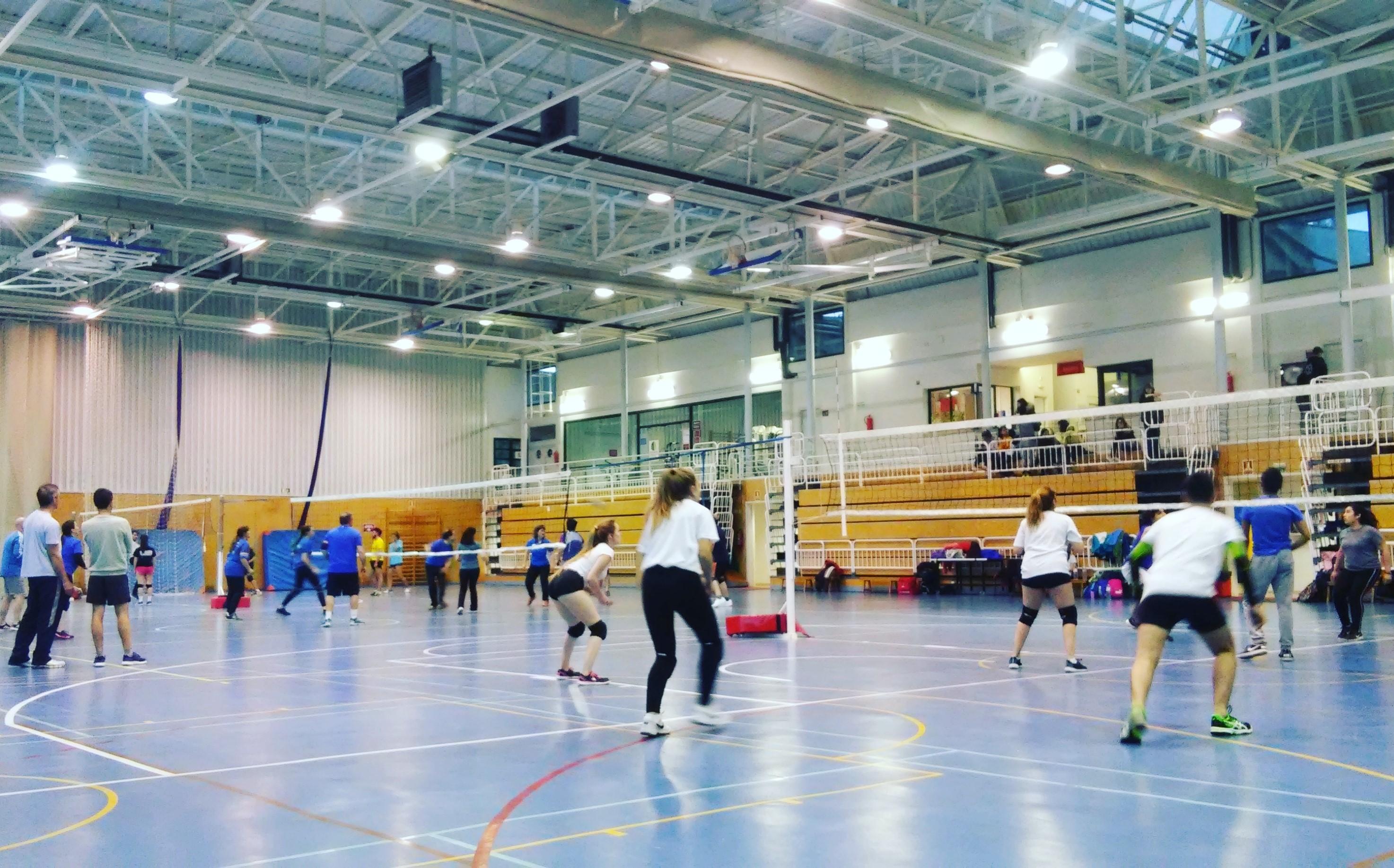 6 octubre | Escuela de Voleibol UR