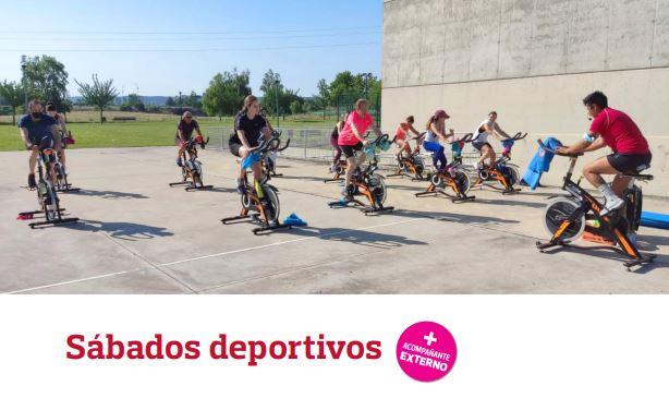2 octubre | 'Entrena al aire libre' inaugura los Sábados Deportivos